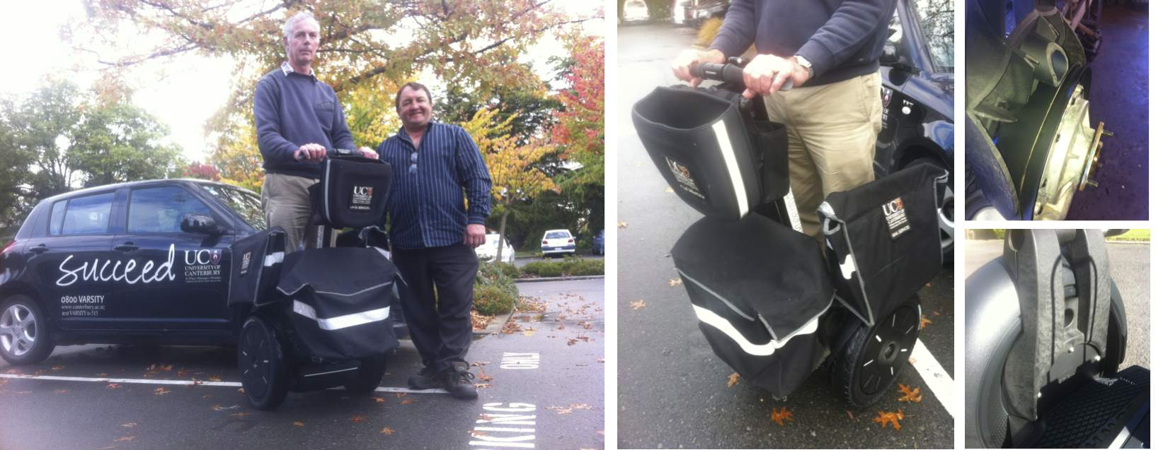 segway case analysis Managing segways early development case solution, describes the early development of the segway human transporter, and.