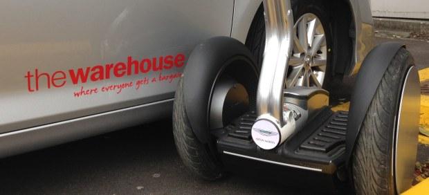 'Aston Marton' Segway PT