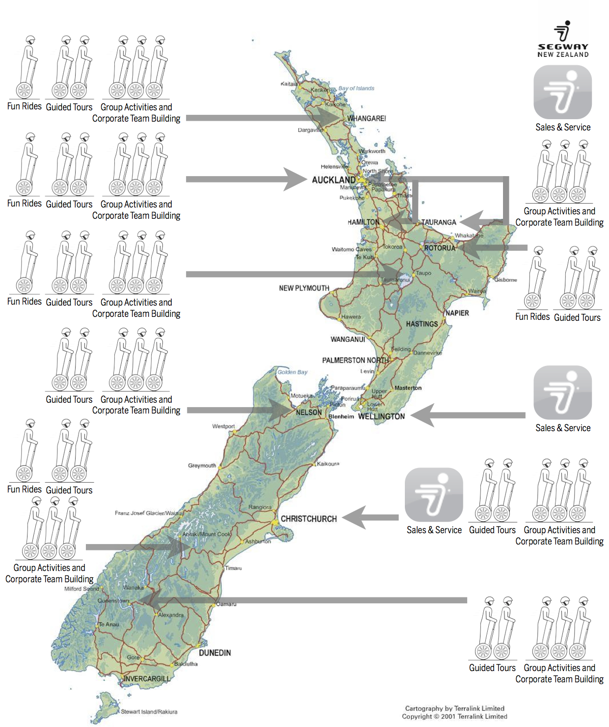 Mobility Segway New Zealand News Wiring Diagram Enjoy A Experience Just About Anywhere In