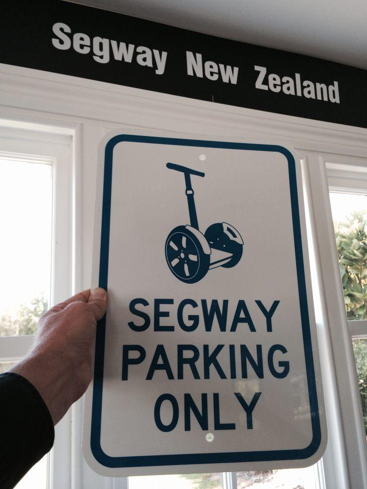 SegwayParking