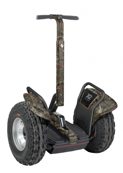 Segway x2 SE with Camouflage