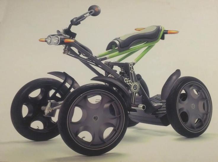 Segway Centaur concept vehicle