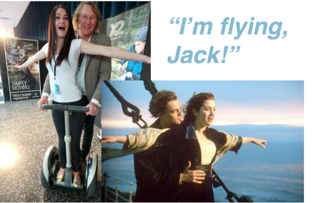 """I'm Flying, Jack"""