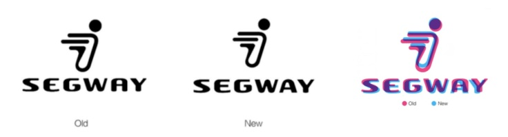 Segway logo evolution 2016
