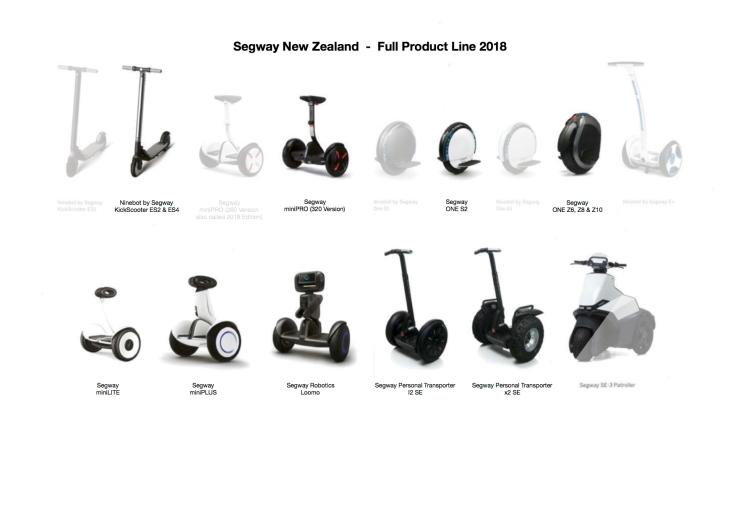 Segway-Ninebot full line NZ 2018.jpg